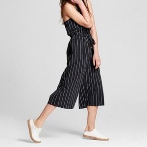 Universal Threads / Striped Jumpsuit